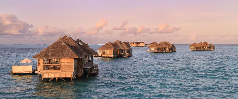 De 25 beste hotels ter wereld