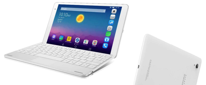Alcatel One Touch presenteert een betaalbare 10 inch 4G tablet