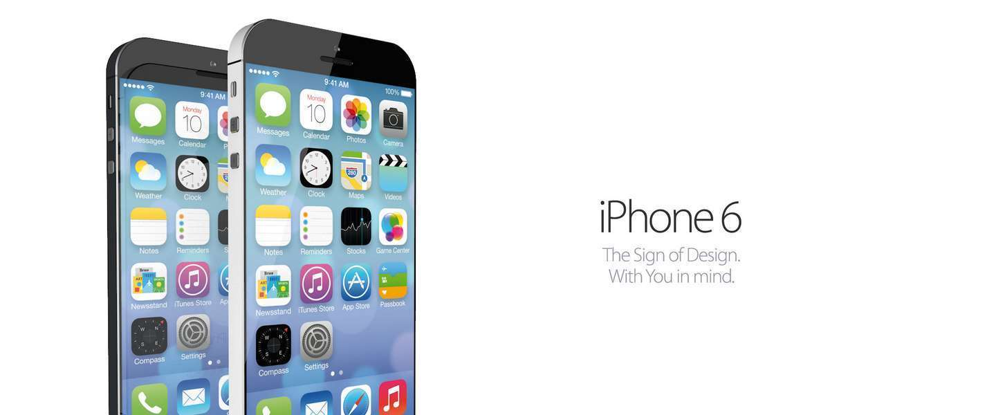 Apple lanceert iPhone 6, iPhone 6 Plus, iWatch en Apple Pay