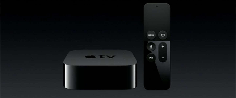 Apple introduceert een compleet nieuwe Apple TV
