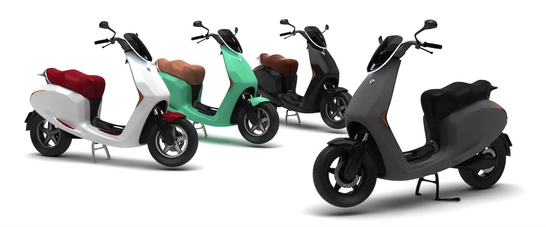 AppScooter: deze scooter whatsappt voor jou!