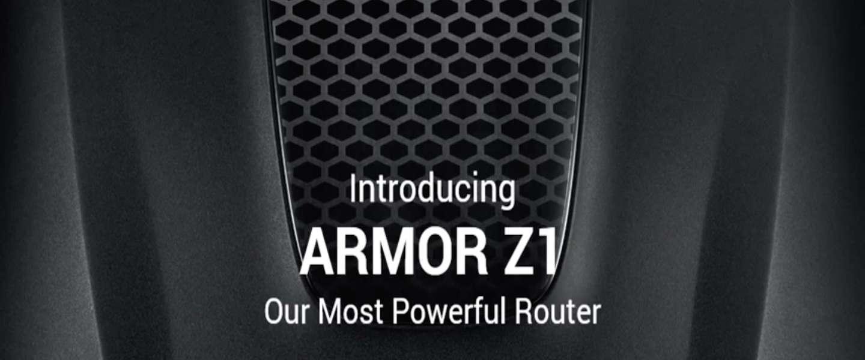 ZyXEL introduceert de Armor Z1 Wireless Router
