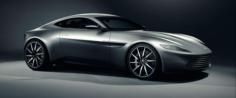 Aston Martin DB10 uit James Bond wordt geveild