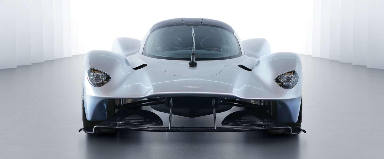 De Aston Martin Valkyrie Hypercar is een lust voor het oog