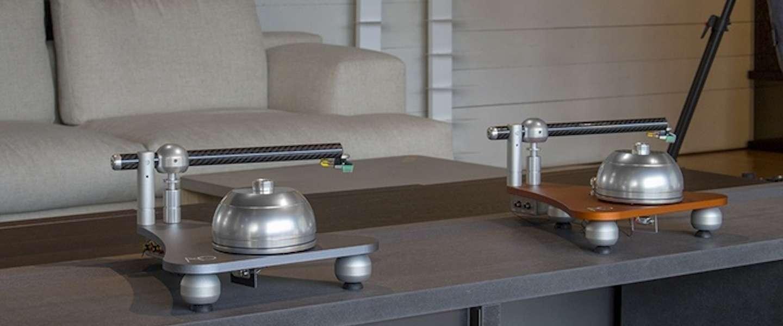 Atmo Sfera: een moderne en compacte platenspeler