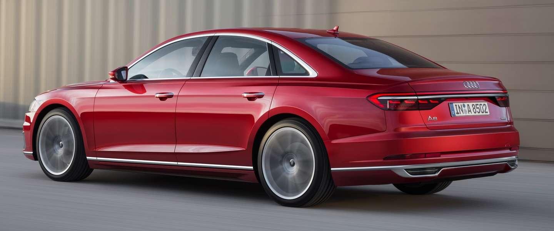 De nieuwe Audi A8: semi-autonoom, hypermodern en comfortabel