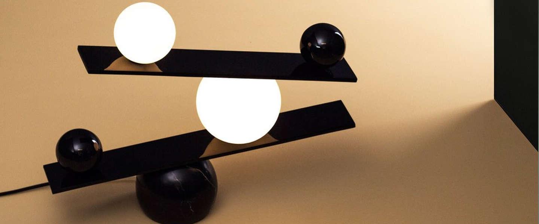 Balance designlamp: stijl tegen elke prijs