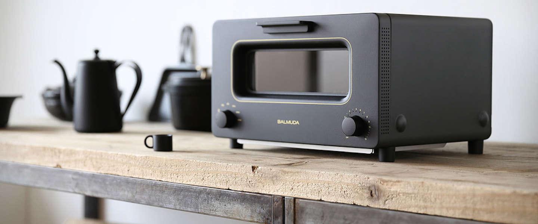 Toasten in stijl met de Balmuda Toaster
