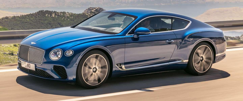 De Bentley Continental GT: ultieme Grand Tourer