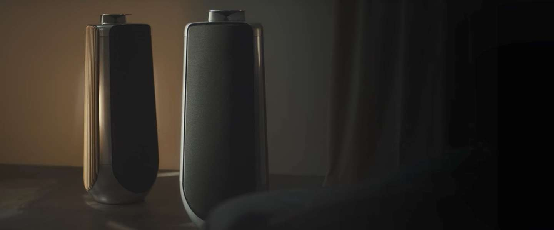 Deze prachtige BeoLab 50 speakers kosten 40.000 per paar
