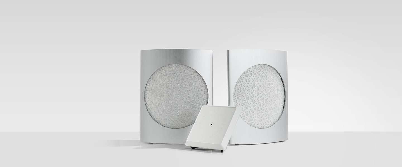 BeoLab 17 Black draadloze speakers