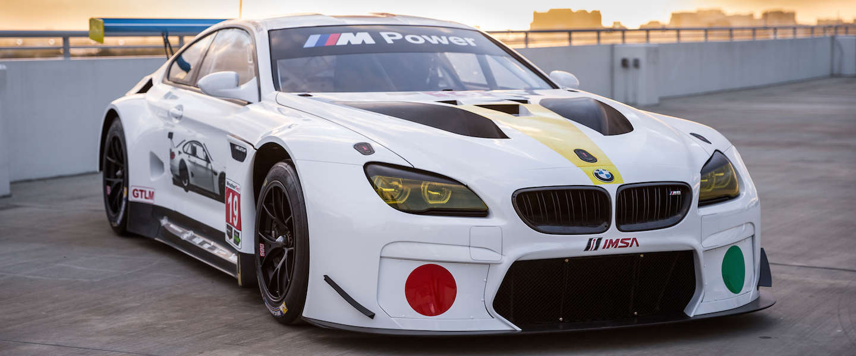 Wereldpremière: BMW Art Car in Miami