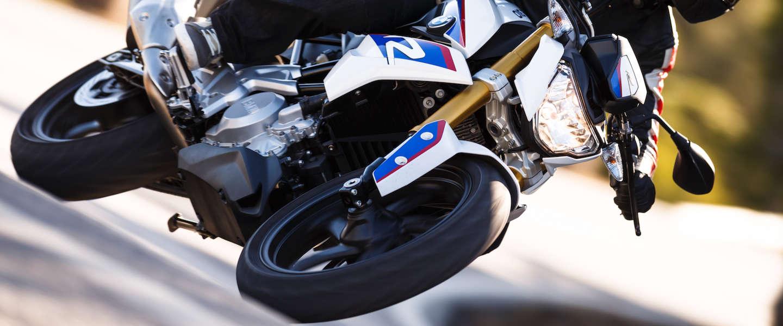BMW G 310 R, de eerste roadster onder de 500 cc