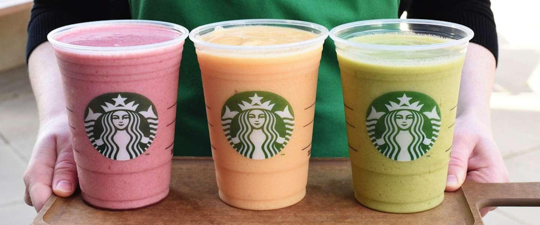 Starbucks komt met boerenkool smoothie!
