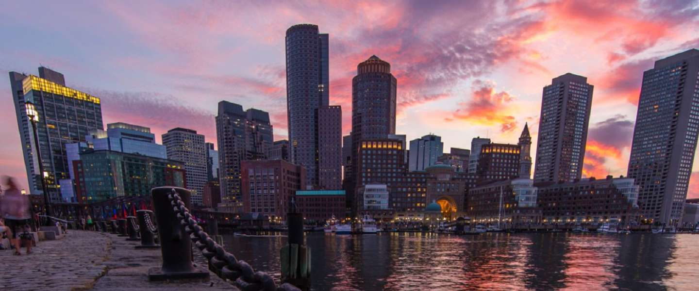 Schitterende timelapse video van Boston