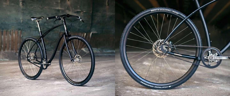De Budnitz Summer Scorcher is de perfecte fiets voor iedere man