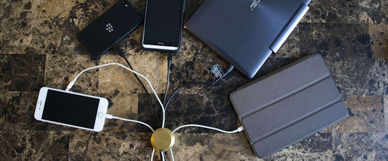 Met cable carousel zijn al je kabels voortaan weggewerkt - Carrousel vloer ...