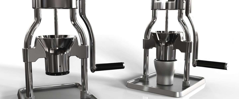 ROK: de revolutionaire koffiemolen!
