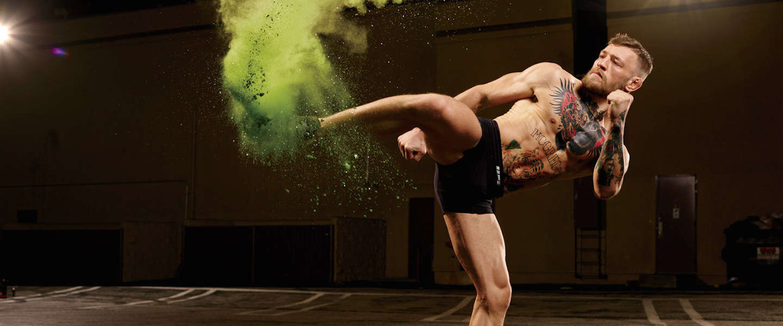 Tips van Conor McGregor: zo win je een gevecht in een café