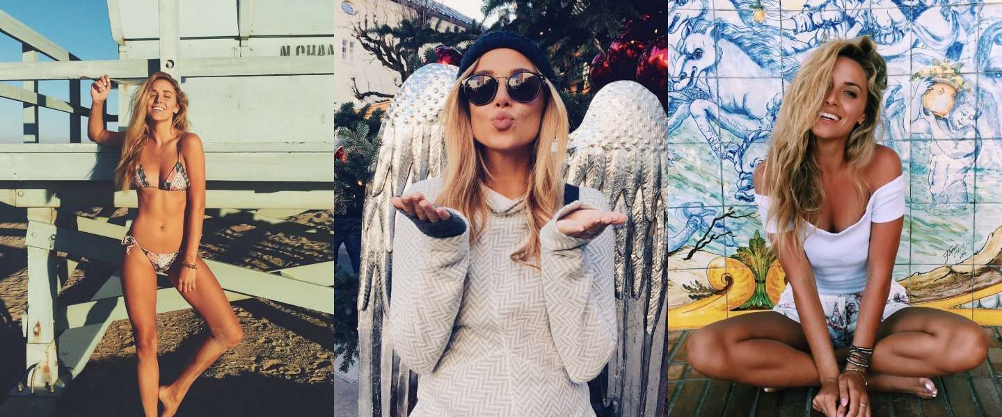 TGIF: model en blogger Daniella Grace
