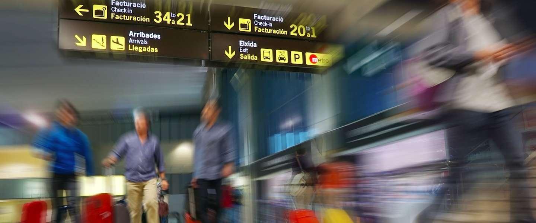 De 8 drukste vliegvelden ter wereld