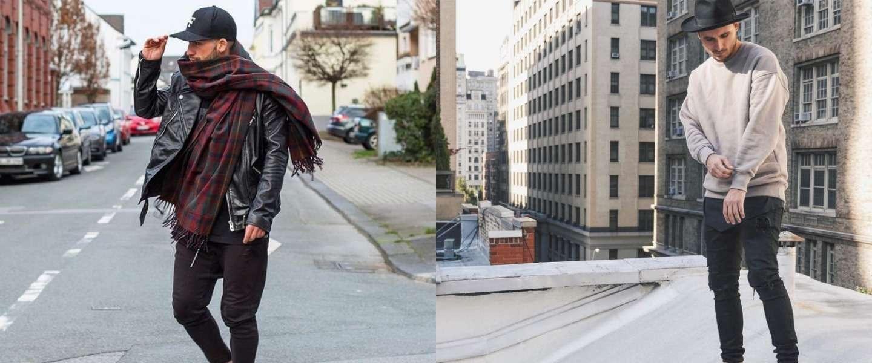 5 x fashion inspiratie voor mannen