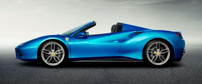 De Ferrari 488 Spider, rijplezier op het hoogste niveau