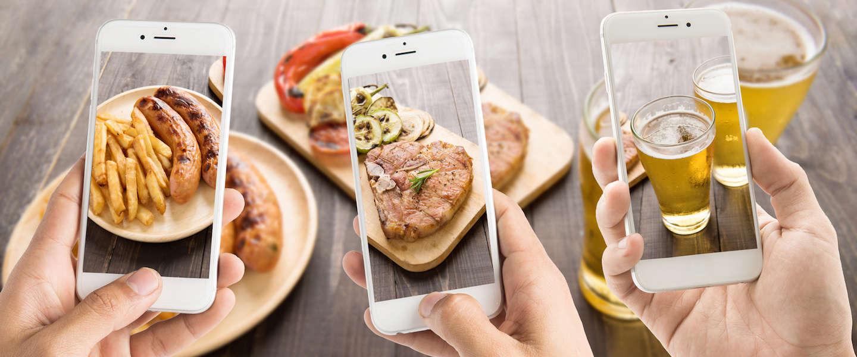 7 food Instagram-accounts die je zou moeten volgen