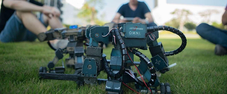 Vet: deze Japanse Ganker vechtrobots kun je zelf besturen