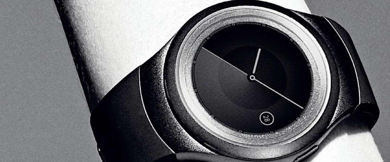 Gear S2 is de eerste ronde Samsung smartwatch
