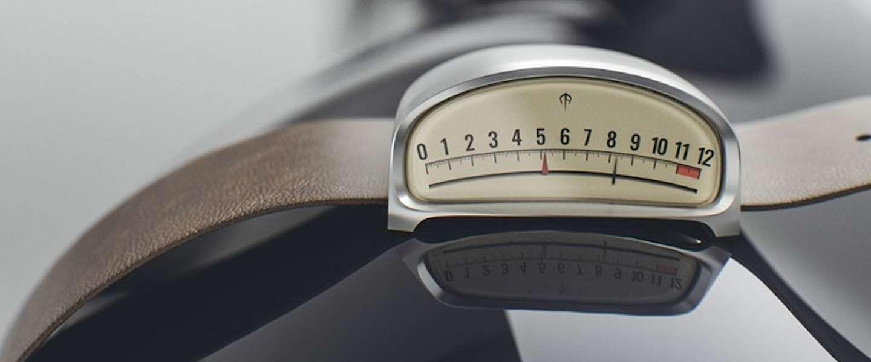 Een uniek horloge, speciaal ontworpen voor bestuurders
