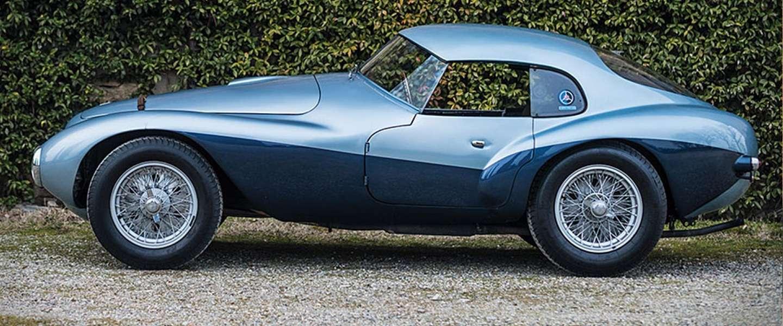 De 1950 Ferrari 166 MM/212 Uovo: kunstig stukje historie te koop