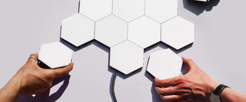 Helios Touch lampen: modulair, magnetisch en heel stylish