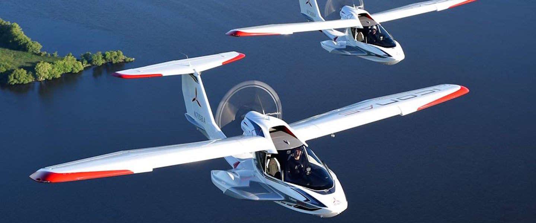 Icon A5: de toekomst van vliegen