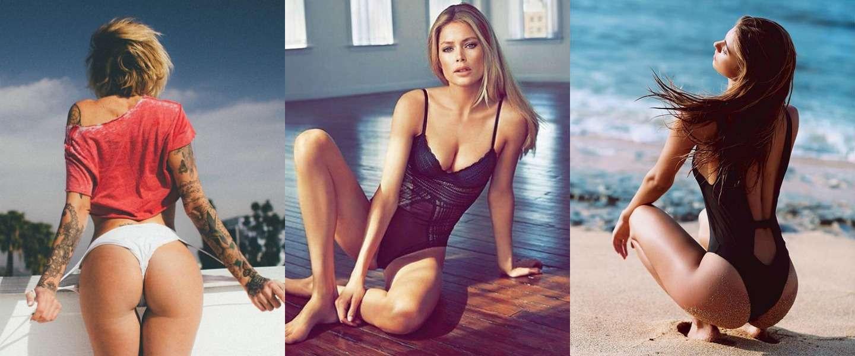 De 11 fijnste dames van Instagram van afgelopen week