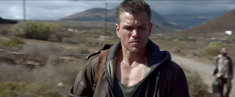 Matt Damon keert terug als Jason Bourne