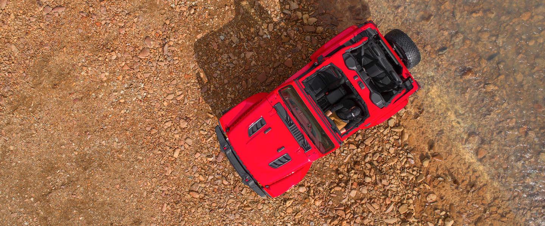 Jeep fans opgelet, de nieuwe generatie Wrangler komt er aan