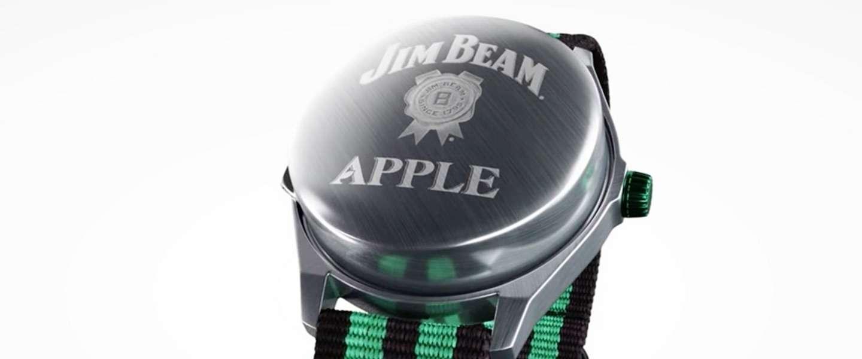 Jim Beam Apple Watch binnen 3 uur uitverkocht