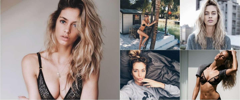 Heerlijk Nederlands model op Instagram: Kelly Spronk