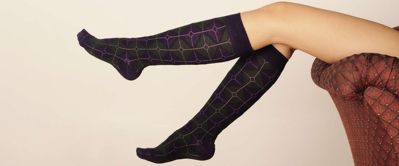 Makkelijker het hoogtepunt bereiken door je sokken aan te houden tijdens de seks