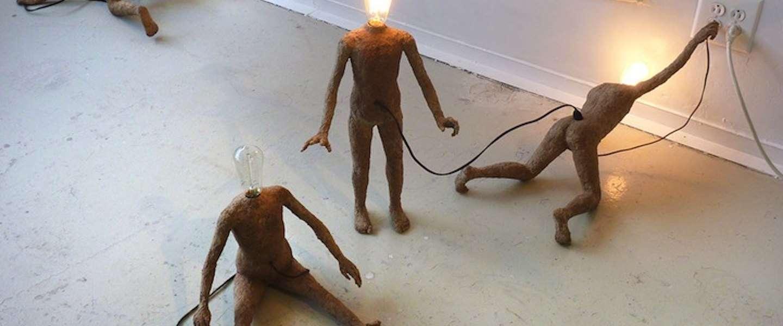 Deze lampen zijn letterlijk koplampen!