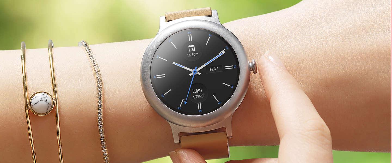 LG en Google lanceren nieuwe smartwatches met Android Wear 2.0