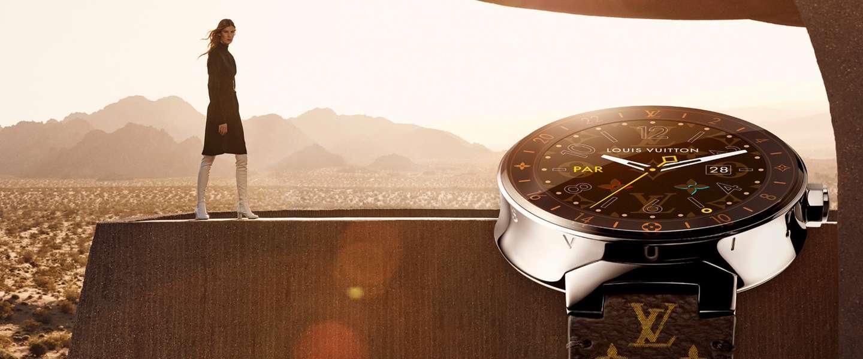 Waanzinnige Louis Vuitton Android smartwatch kost meer dan 2000 euro