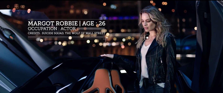 Margot Robbie ambassadeur voor Nissans elektrische auto's