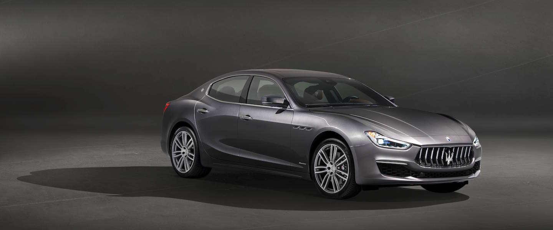 Dikke bak: Maserati komt met eerste beelden van Ghibli GranLusso
