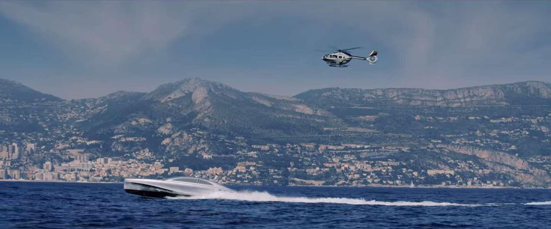 Reizen in stijl op het land, water en in de lucht met Mercedes-Benz