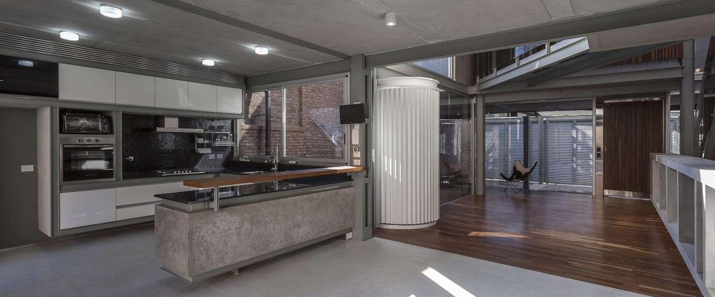 Zo ziet het Mercedes House in Argentinië er van binnen uit