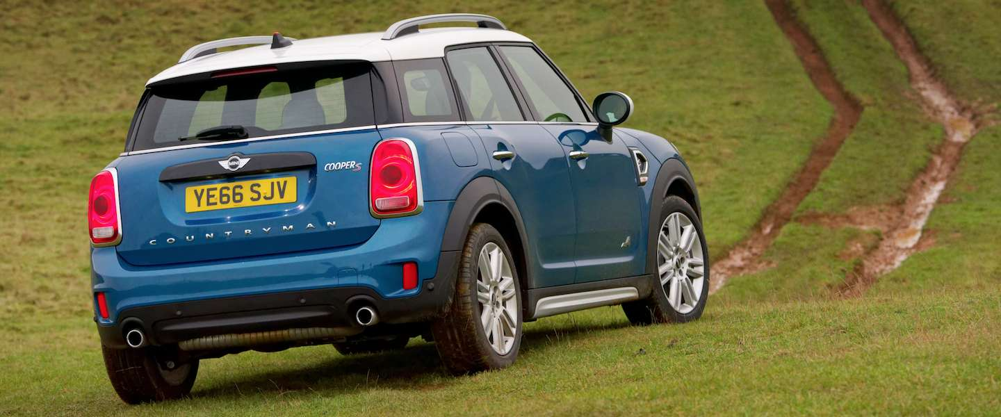 MINI Countryman, groot, groter, grootst en made in Holland