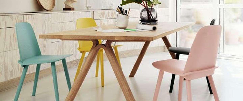 Mix & Match: de leukste stoelen combinaties