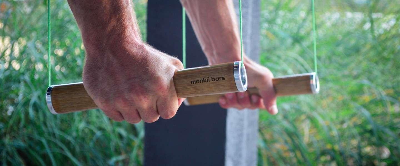 Monkii Bars voor een effectieve workout
